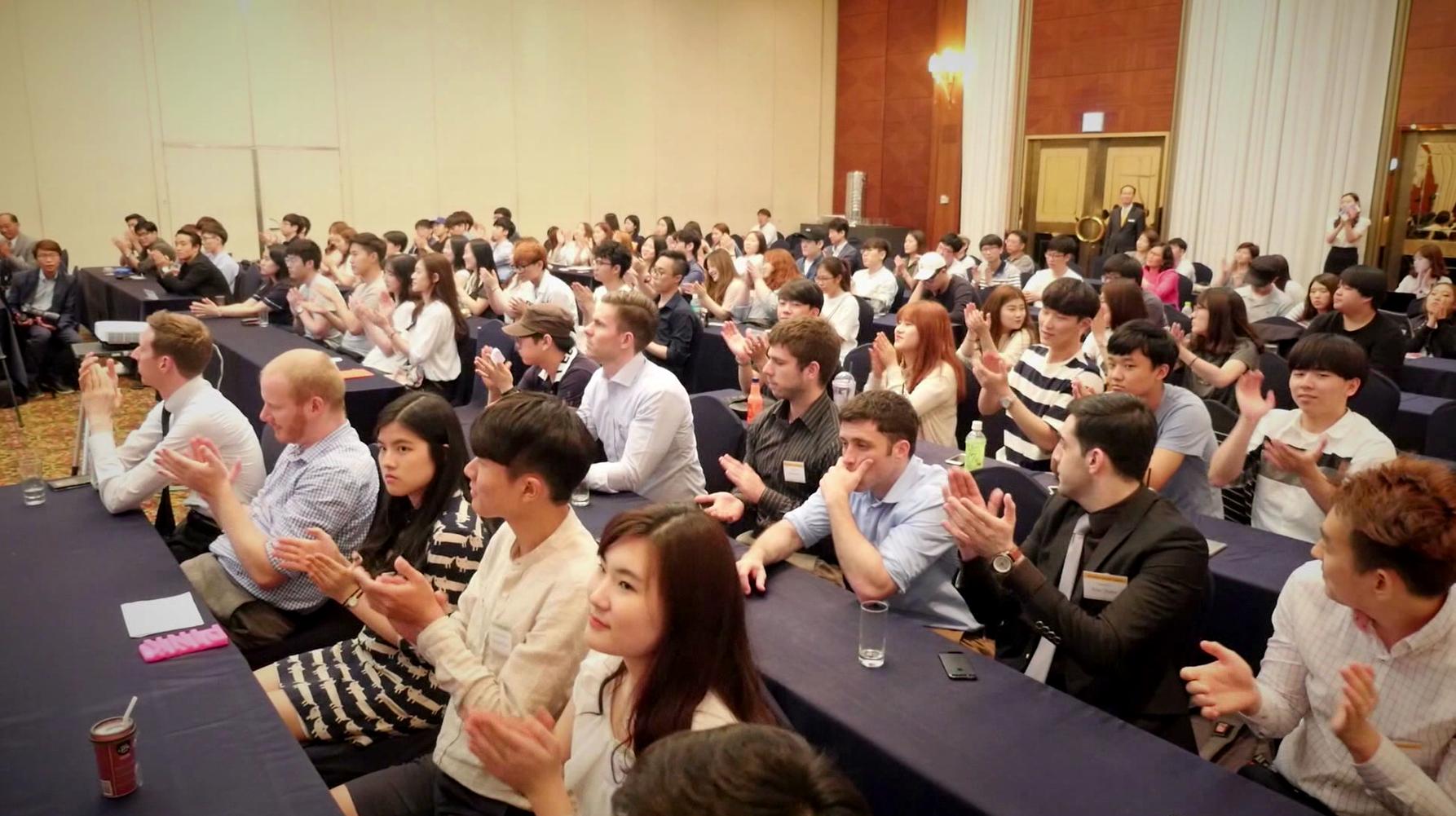 2016학년도 선후배의 만남(간담회)